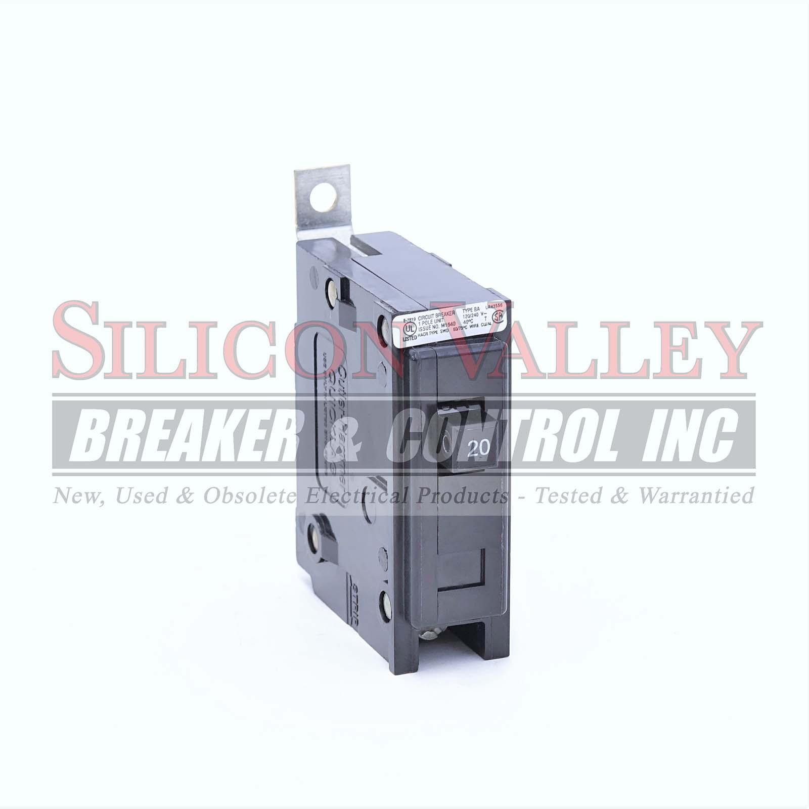 Thermalmagnetic Circuit Breaker 1ph N 2a250vac